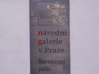 Národní galerie / Šternberský palác