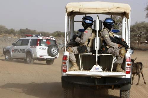 Mise UNAMID