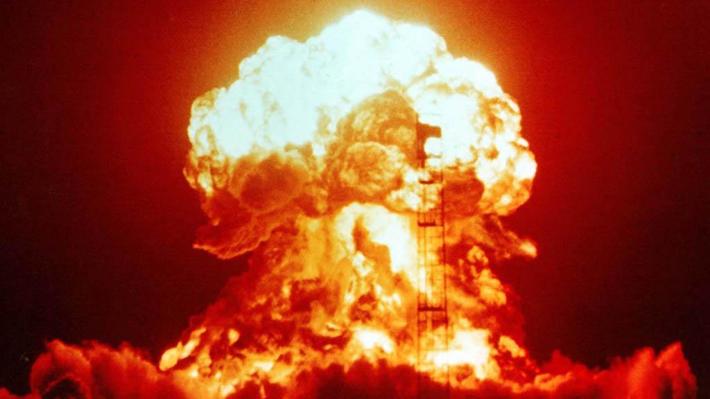 Výbuch atomové pumy