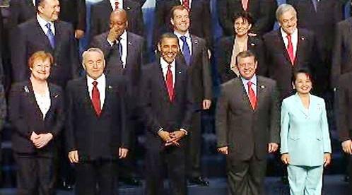 Summit ve Washingtonu