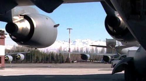 Letecká základna Manas