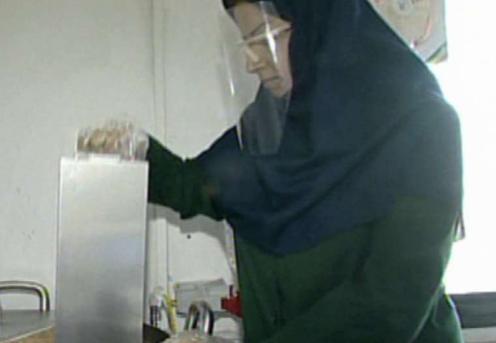 Lékařský výzkum v Íránu