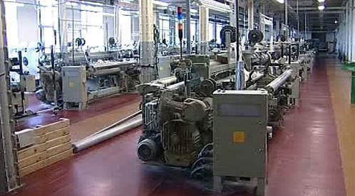Výrobní hala firmy Hybler