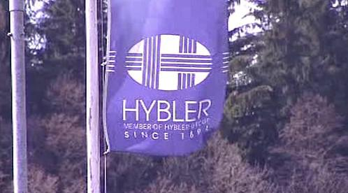 Logo firmy Hybler