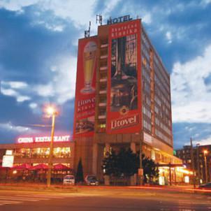 Hotel Sigma v Olomouci
