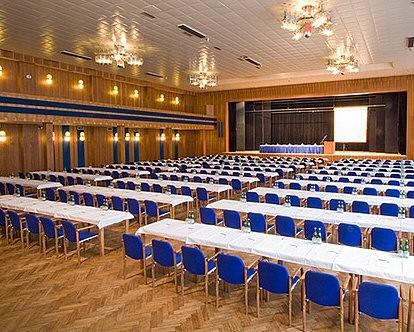 Konferenční sál hotelu Sigma v Olomouci