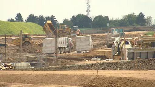 Výstavba dopravní infrastruktury