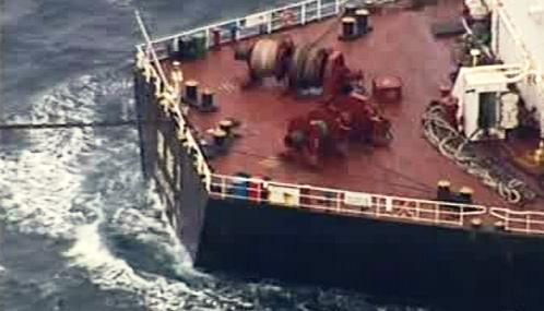 Čínská nákladní loď Šen-neng
