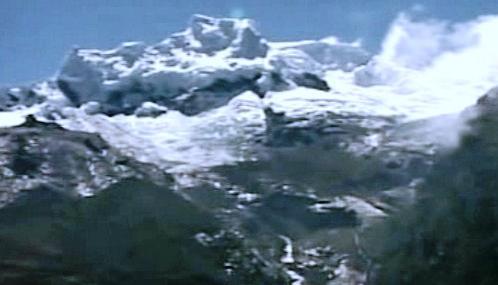 Ledovec Hualcán