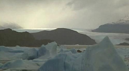 Ledovec v Peru