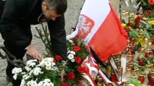 Polsko se ponořilo do smutku