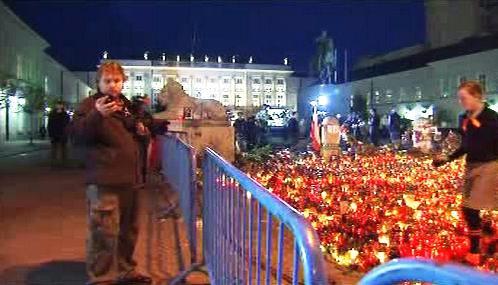 Polsko truchlí za oběti neštěstí