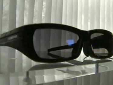 3D brýle