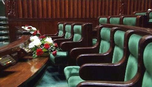 Pietní vzpomínka v polském Sejmu
