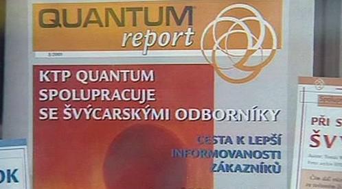 Upoutávka KTP Quantum