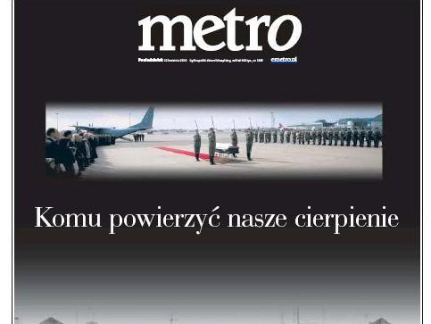 Polský tisk o smrti Lecha Kaczyńského