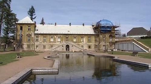 Palác princů v Ostrově