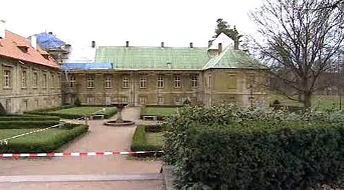 Zahrada Paláce princů