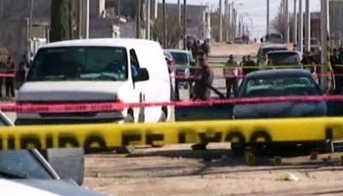 Vyšetřování mexické policie