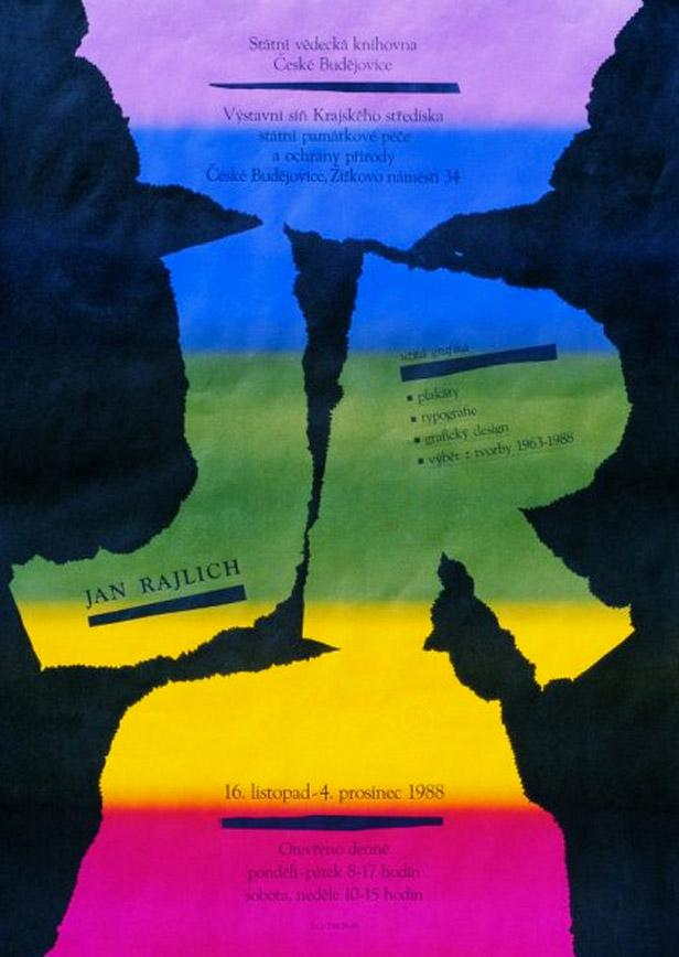 Dílo Jana Rajlicha (1988)