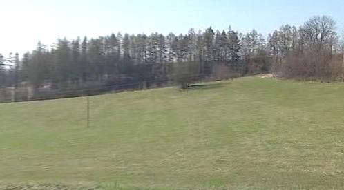 Pozemek v Rovensku pod Troskami
