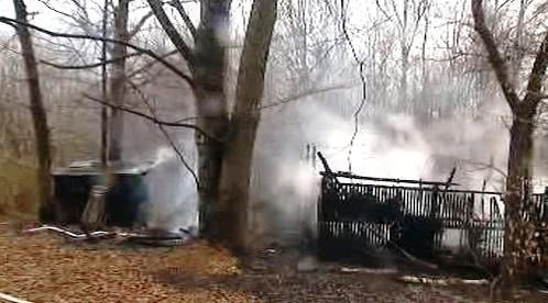 Požár u Žimrovic