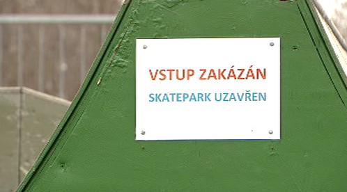 Uzavřený skatepark