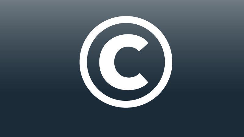 Znak autorského práva