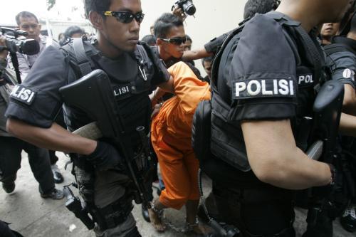 Indonéská policie