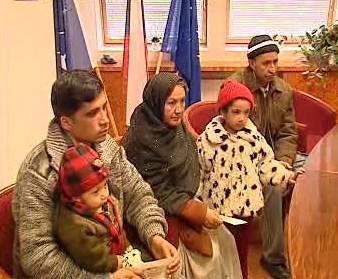 Afghánské děti