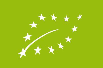 Logo evropských bioproduktů