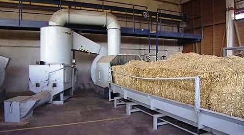 Výtopna na biomasu