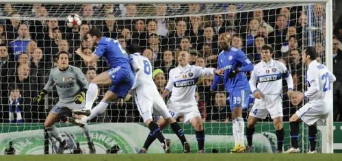 Chelsea Londýn - Inter Milán