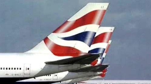 Letadla British Airways
