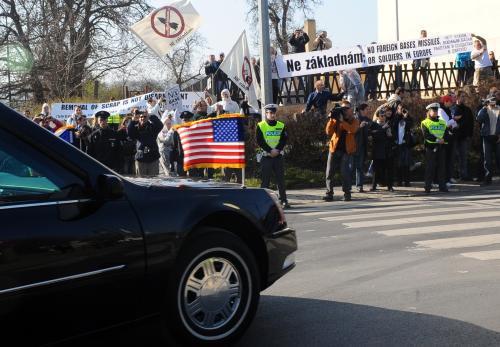 Protest Ne základnám
