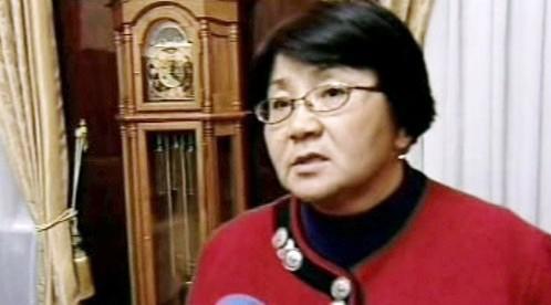 Roza Otunbajevová