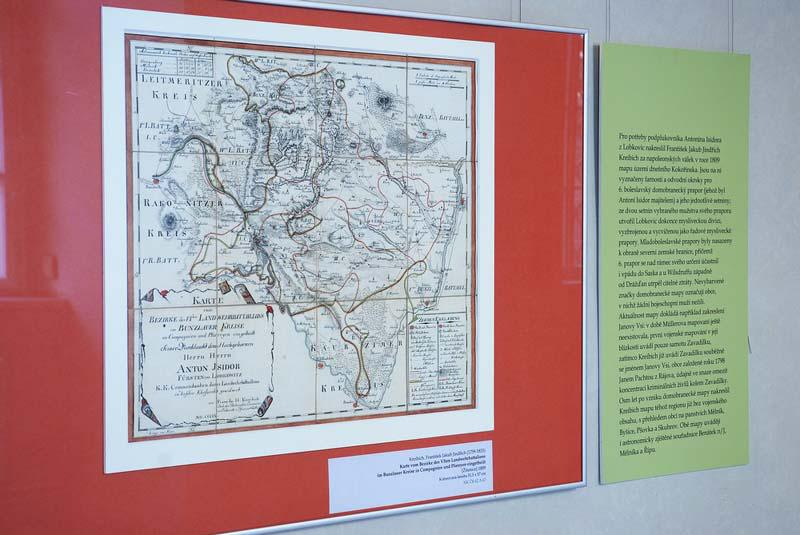 Svět zašlý - Máchův kraj na starých mapách