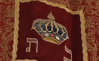 Z interiéru synagogy v Jičíně
