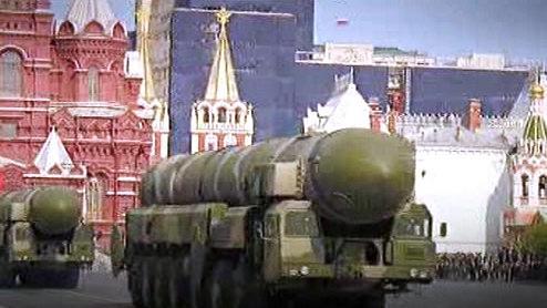 Ruské rakety