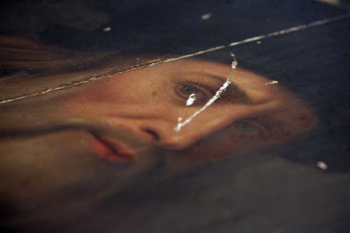 Portrét Leonarda da Vinciho