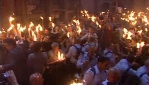 Oslavy pravoslavných Velikonoc