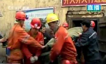 Záchrana horníků
