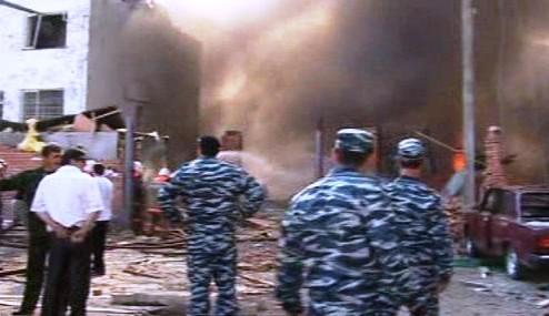 Teroristický útok v Ingušsku