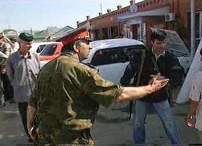 Ingušský policista