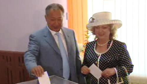 Kurmanbek Bakijev