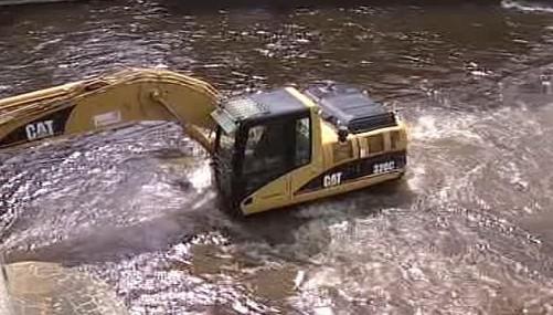 Výstavba protipovodňových opatření