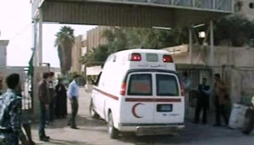 Irácká záchranka