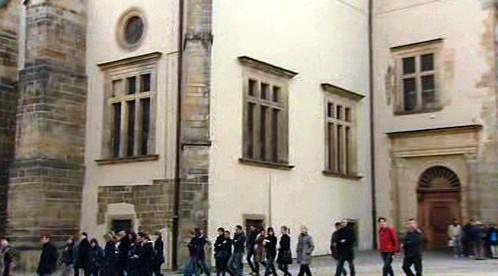 Stará sněmovna na Pražském hradě