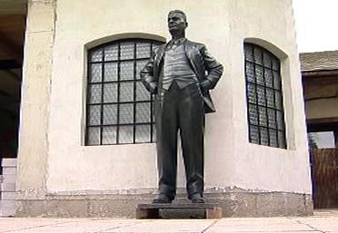 Socha Jana Antonína Bati