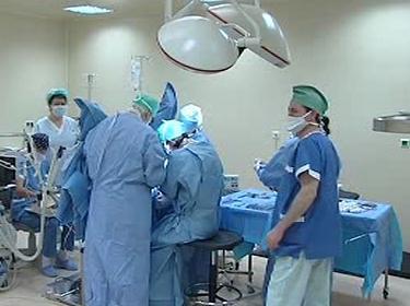 Operace srdeční arytmie